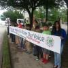 Dallas, TX, USA – Demonstration